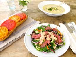 Summer Entertaining Menu Jenny Steffens Hobick Summer Entertaining Chipotle Steak Salad