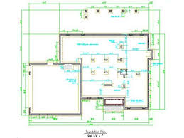 house plan drawings typical house plan drawings by vance hester designs