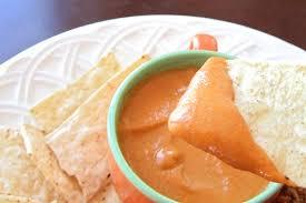 vegan slow cooker recipe tomato queso dip