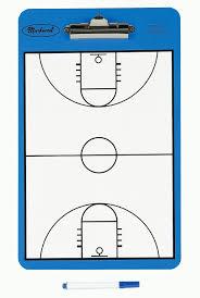 amazon com markwort two sided basketball court clipboard