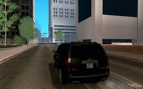 cadillac escalade tail lights 2013 cadillac escalade esv platinum for gta san andreas