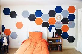 blue and orange room 75 cheerful boys bedroom ideas shutterfly