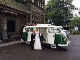 wedding hire vw cervan wedding hire in the peak cervan hire for