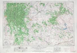 Nm Map Santa Fe Topographic Maps Nm Usgs Topo Quad 35104a1 At 1