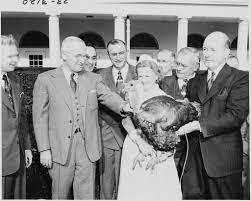 why presidents pardon turkeys a history pbs newshour