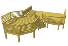 Free Plans For Outdoor Sofa by Decks Com Free Plans