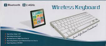 review teardown unbranded mini bluetooth wireless keyboard