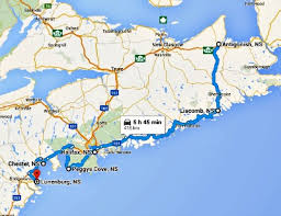 map canada east coast the 10 best motorcycle rides in canada