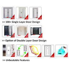 asia safety door features