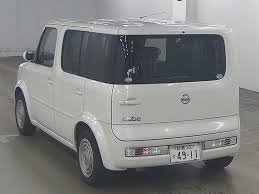 nissan van 2007 nissan cube yrt japan japanese used cars for sale exporter