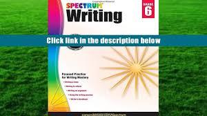 audiobook spectrum writing grade 6 for ipad video dailymotion