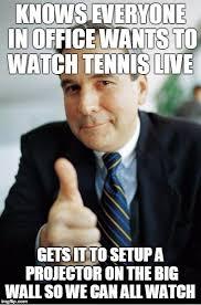 Office Boss Meme - good guy boss memes imgflip