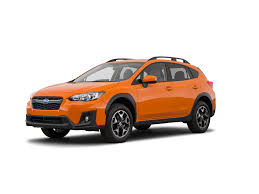 orange subaru forester 2018 subaru crosstrek 2 0i premium roadster com