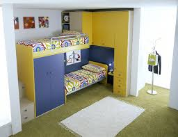 pleasing 90 kids bedroom for two boys decorating design of orange