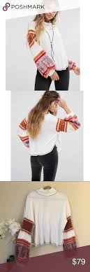 Free Northern Lights Sweater In Free Northern Lights Thermal Sweater Free Tops