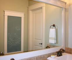 ideal inspiration large bathroom mirror frames home plus large