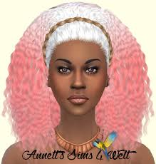the sims 4 natural curly hair curly hair recolors at annett s sims 4 welt sims 4 updates