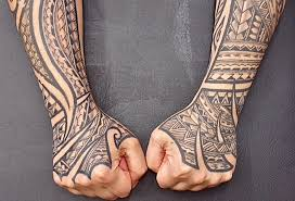 tribal tattoos reviving tribal form ink