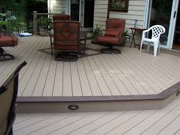 exterior design interesting azek decking for deck ideas