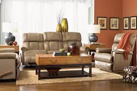 Chenille Reclining Sofa by Reclina Way Full Reclining Sofa