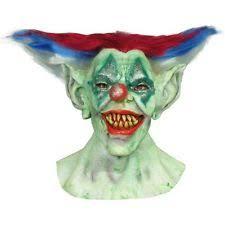 Halloween Costumes Scary Clowns Morris Costumes Fm57608 Masks Horror Clowns Outta Control Clown