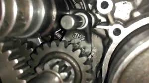 yamaha rx100 engine and gear internal view motorcycle youtube