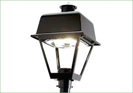 Solar L Post Light Fixture Solar Powered Post Lights For Outdoors 62758 Loffel Co