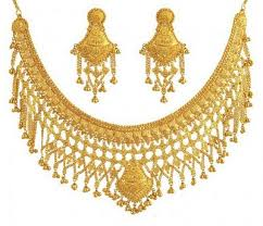 indian jewellery design gold necklace collection gold necklace