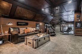 Ultimate Man Cave Alluring 30 Man Cave Home Office Design Decoration Of Rainn