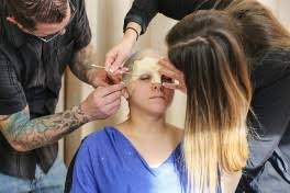 Makeup Classes In Nyc Special Fx Make Up 3 Week Hands On Prosthetic Workshop Special