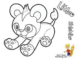 awesome design pokemon coloring pages froakie starter fennekin