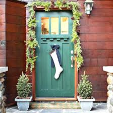 front door decoration ideas for christmas india decorations diy