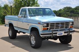 1986 ford ranger 4x4 1986 ford f 150 lariat xlt 4x4