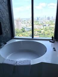 Round Bathtub Big Round Bathtub Picture Of So Sofitel Bangkok Bangkok