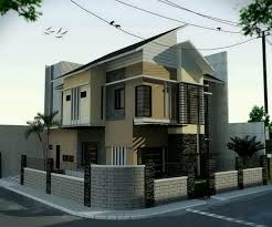 impressive modern gate home design with luxurious impression 2017
