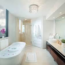 Flush Bathroom Light Lovely Overhead Bathroom Lighting Flush And Semi Flush Ceiling