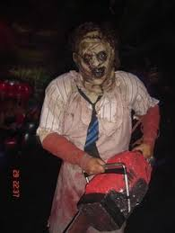 leatherface costume dlx leatherface mask chainsaw mens