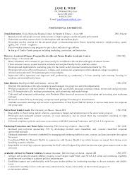 personal trainer resume objective transform personal trainer resume exle no experience with