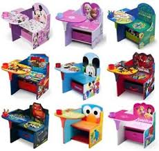 play desk for table kids set chair desk children activity play study storage