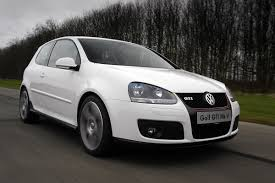 white volkswagen golf vw golf gti mk5 buying checkpoints evo