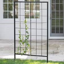 amazon com modern danbury 39 in metal steel trellis jf150274