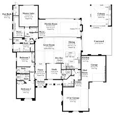 house specs contemporary style house plan 3 beds 4 50 baths 3380 sq ft plan