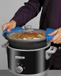 amazon com proctor silex 33043 4 quart slow cooker crock pot