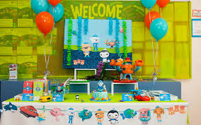 octonauts party supplies octonauts party easy breezy