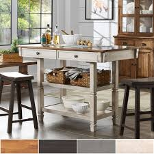 two tone kitchen cabinets and island two tone antique kitchen island buffet by inspire q classic