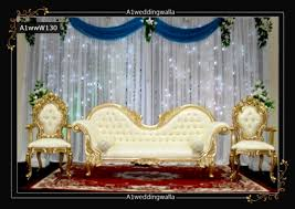 wedding backdrop on stage wedding backdrop stage royal wedding sofa