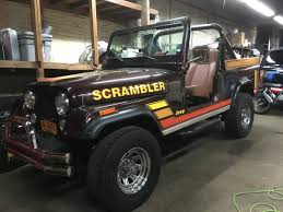 postal jeep for sale jeep scrambler for sale in new york cj 8 north american classifieds