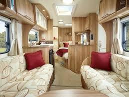 canapé caravane intérieur de caravane comment l aménager