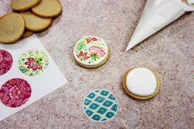 decorating cookies with edible frosting sheets shopcountrykitchen