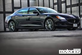 matte maserati quattroporte maserati quattroporte gts 2013 u2013 review motoring middle east